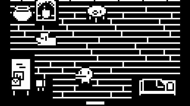 Minit game: home