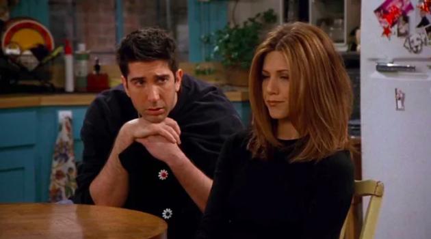 Ross and Rachel Breakup Scene