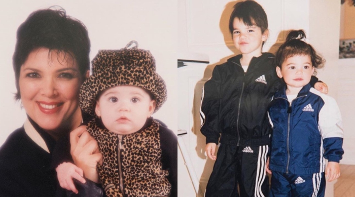 TBT pics of the Jenners