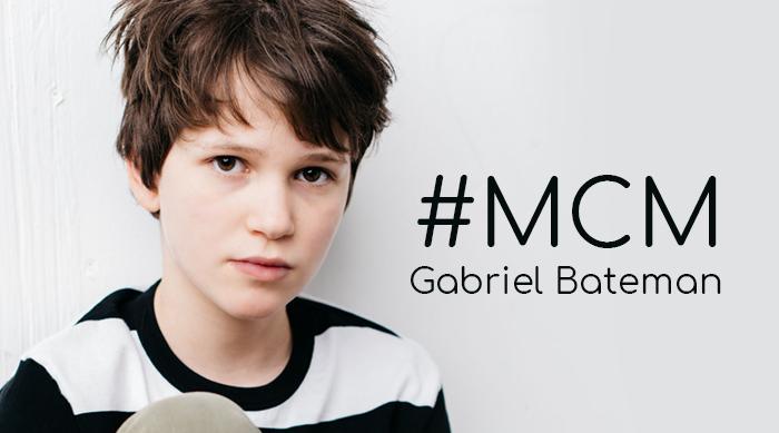 Gabriel Bateman #MCM