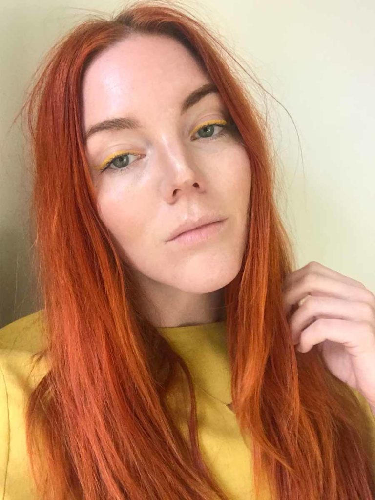 Yellow Liner