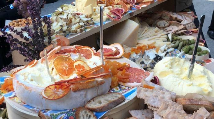 Cheese Board DTLA Cheese