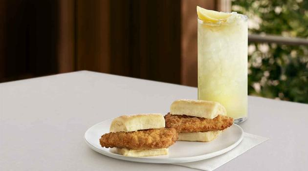 Chick-fil-A Chick-n-Sliders