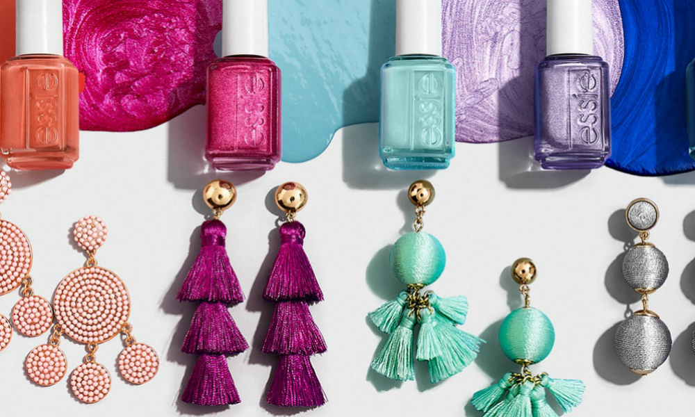 Target's Essie + SUGARFIX by BAUBLEBAR Collection Is Here