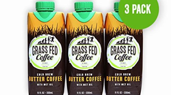Grass Fed Coffee Cold Brew