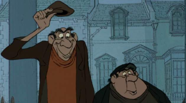 Horace and Jasper From 101 Dalmatians