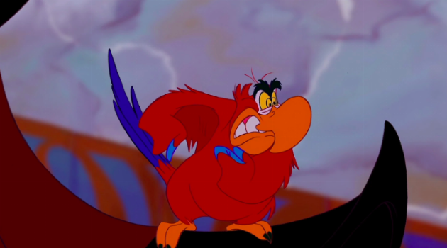 Iago From Aladdin