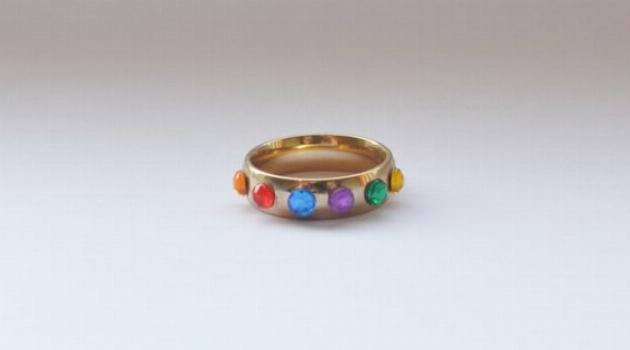 Stunning Infinity Stone-Inspired Jewelry From Etsy