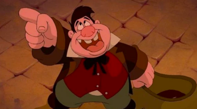 LeFou From Beauty and the Beast