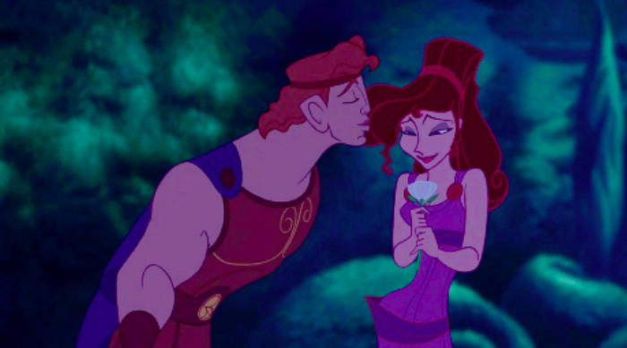 Meg and Hercules