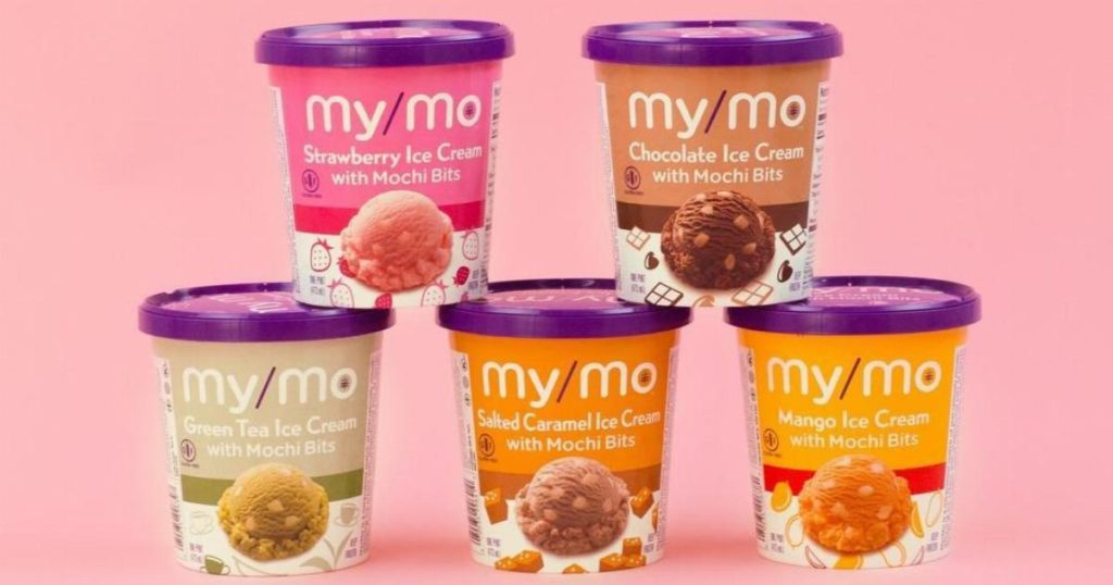 My Mo Ice Cream Pints With Mochi Bits Review