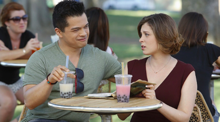 Rebecca and Josh Crazy Ex-Girlfriend