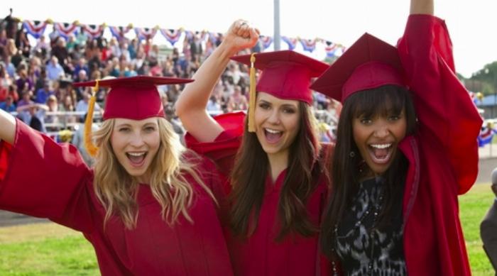 Vampire Diaries Graduation