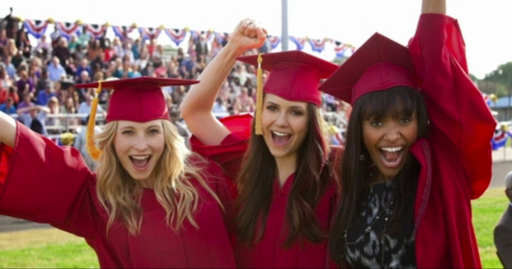 emotional stages of graduating high school