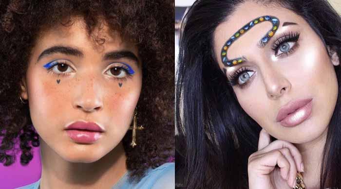 Strange beauty trends