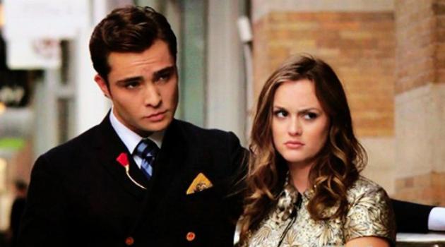 Chuck and Blair Gossip Girl
