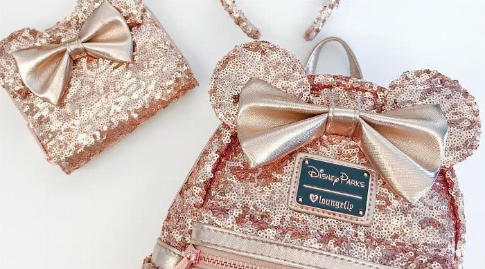 Disney rose gold accessories