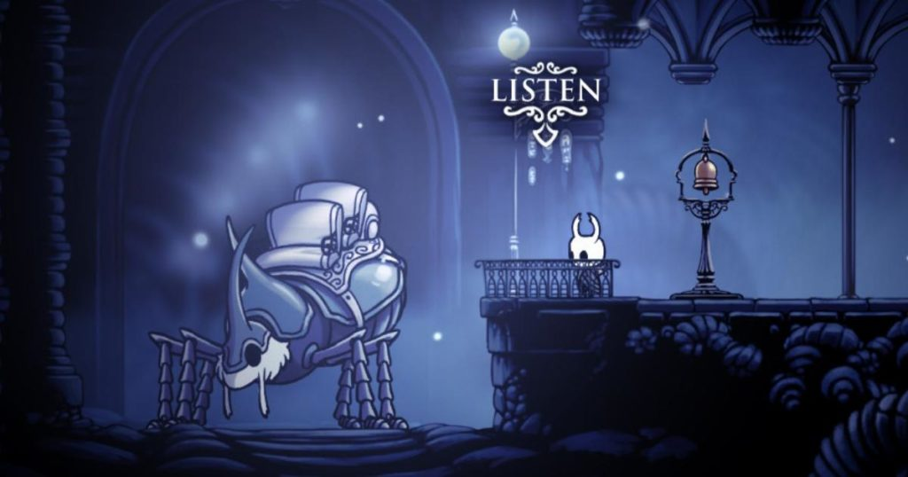 Hollow Knight: Hitching a ride on the Last Stag