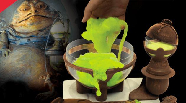 Jabba the Hutt Slime lab box