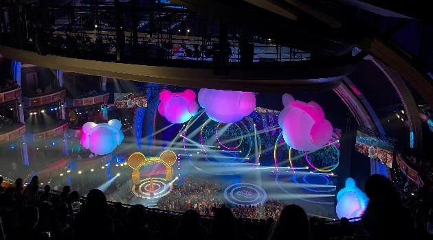 Radio Disney Music Awards Stage