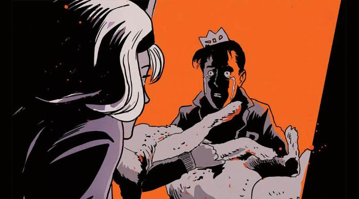 Afterlife With Archie: Jughead brings Hot Dog to Sabrina