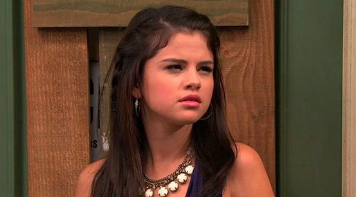Wizards of Waverly Place: Alex Russo grimacing