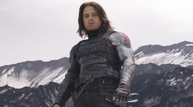 Captain America: The Winter Solider - Bucky Barnes