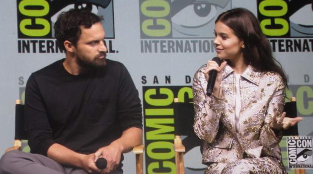 Comic-Con: Hailee Steinfeld discusses Spider-Man: Into the Spider-Verse