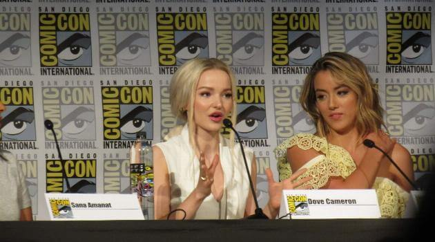 Comic-Con: Dove Cameron discusses playing Gwen Stacy in Marvel Rising