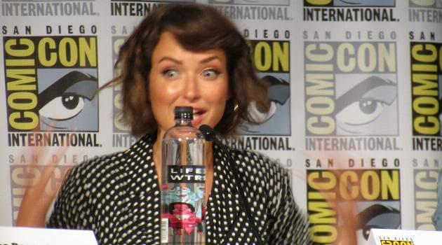 Comic-Con 2018: Marvel Rising Panel - Milana Vayntrub