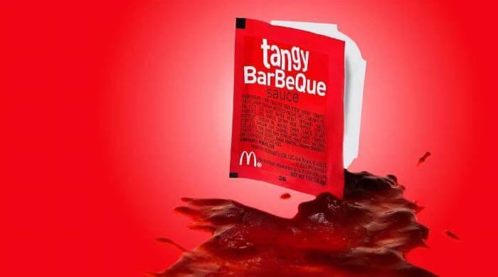 Instagram: McDonald's Tangy BBQ Sauce