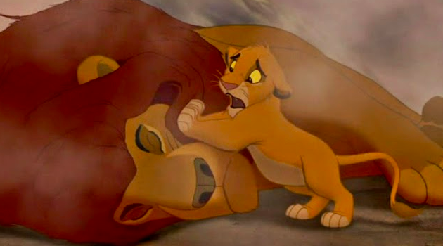 The Lion King: Mufasa's Death