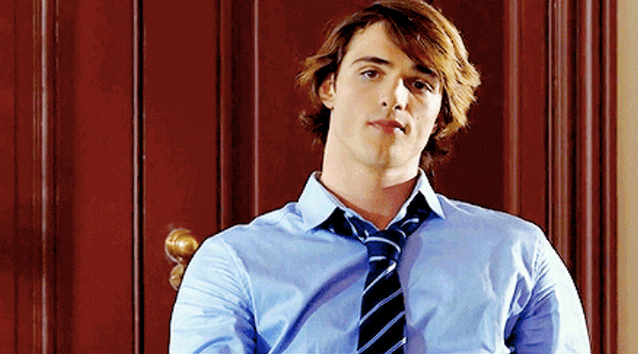 Noah from The Kissing Booth