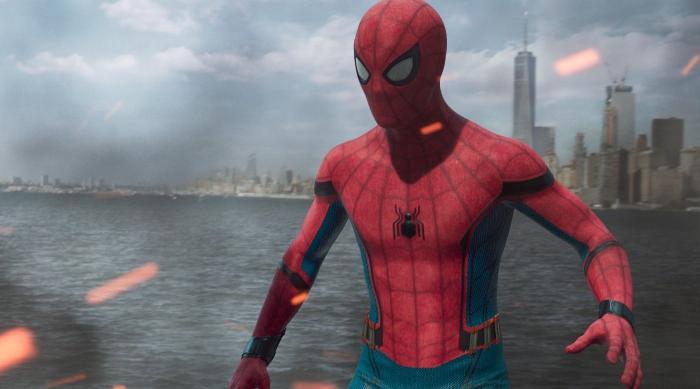 Avengers: Infinity War - Spider-Man in his suit