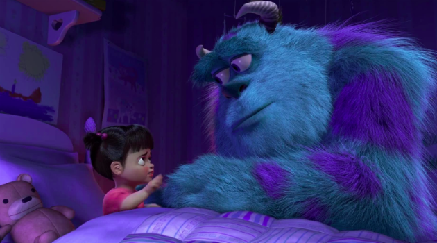 Monster's Inc.: Sully says goodbye to Boo