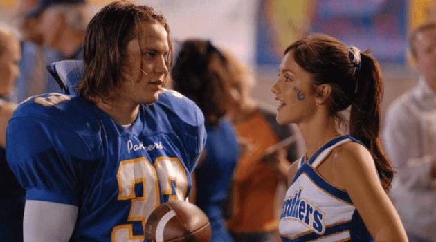 Friday Night LIgts: Tim Riggins and Lyla Garrity