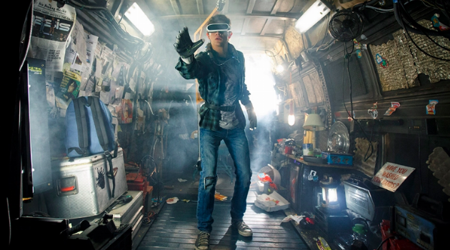 Ready Player One: Wade in his video game gear