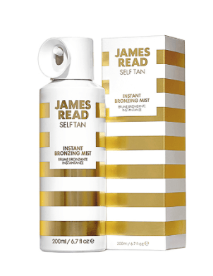 James Read Sunless Tanner