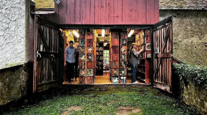 Baldwin Book Barn