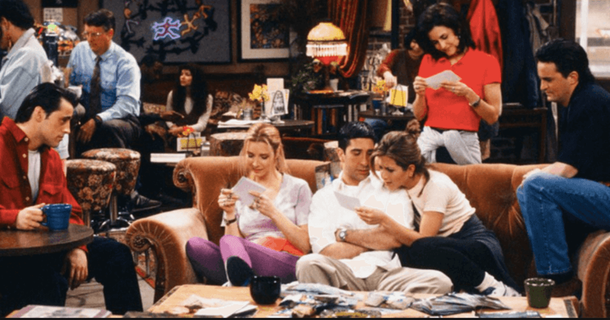 Iconic Friends Quotes To Use As Instagram Captions