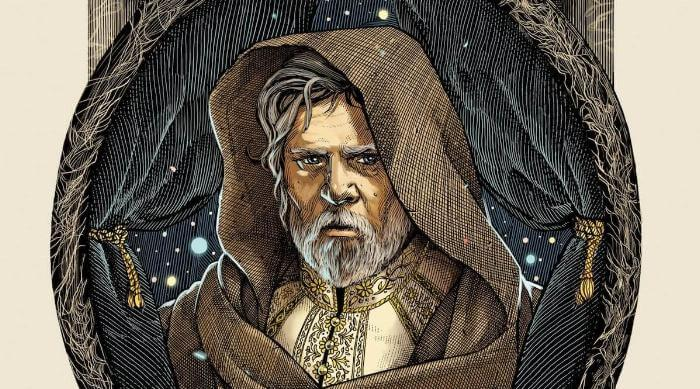 Jedi the Last by Ian Doescher book cover