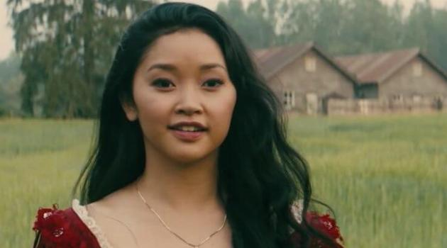 Lara Jean Covey in To All the Boys I've Loved Before