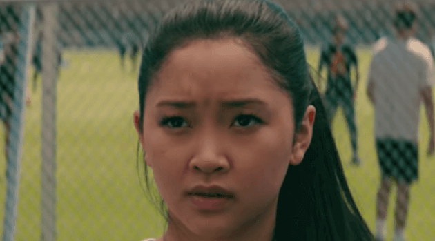 To All the Boys I've Loved Before: Peter confront Lara Jean