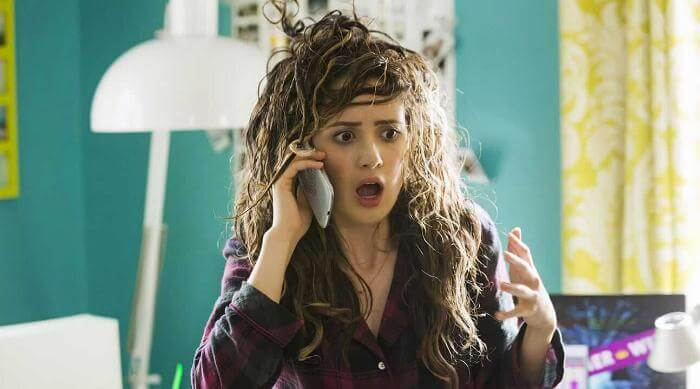 Laura Marano in Bad Hair Day