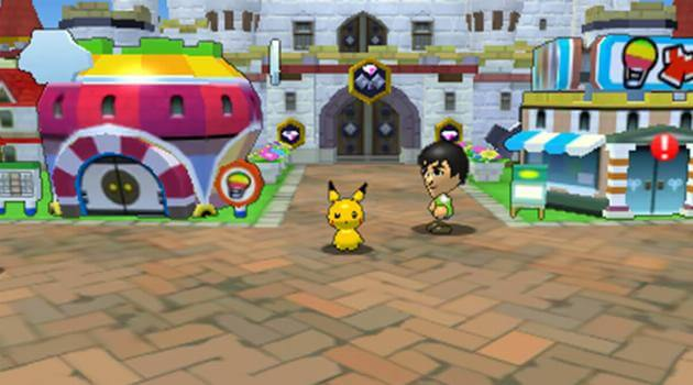 Nintendo 3ds Pokemon Games : Free to play pokémon games for mobile and nintendo ds