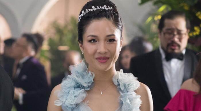 Rachel Chu in Crazy Rich Asians