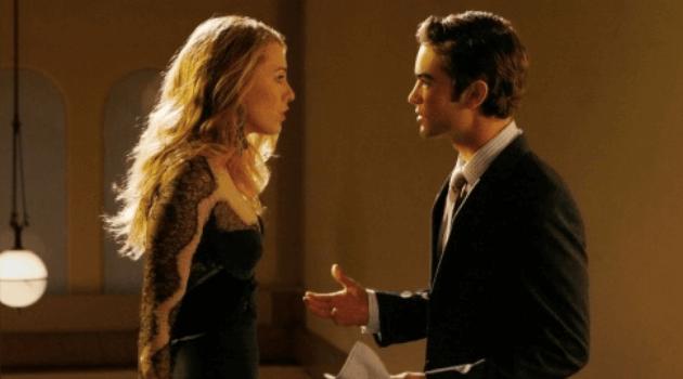 Gossip Girl: Serena and Nate Arguing