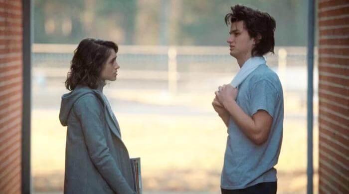 Stranger Things: Nancy and Steve break up