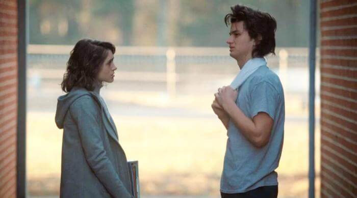 Stranger Things: Nancy and Steve break up