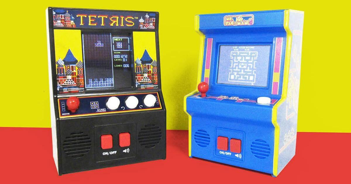 We Review Arcade Classics Tetris And Ms Pac Man